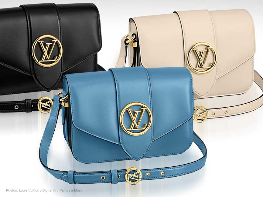 Carteras Louis Vuitton 2020
