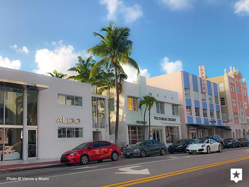 South Beach - Collins Ave