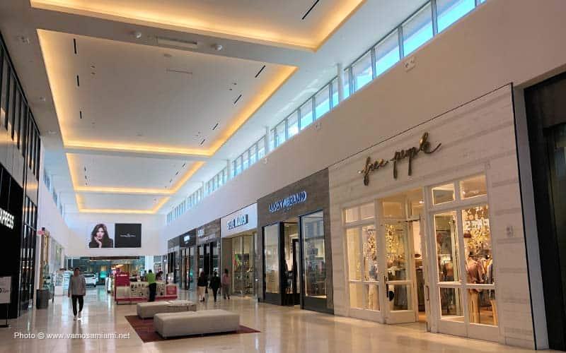 Dadeland Mall Compras Y Placeres Vamos A Miami