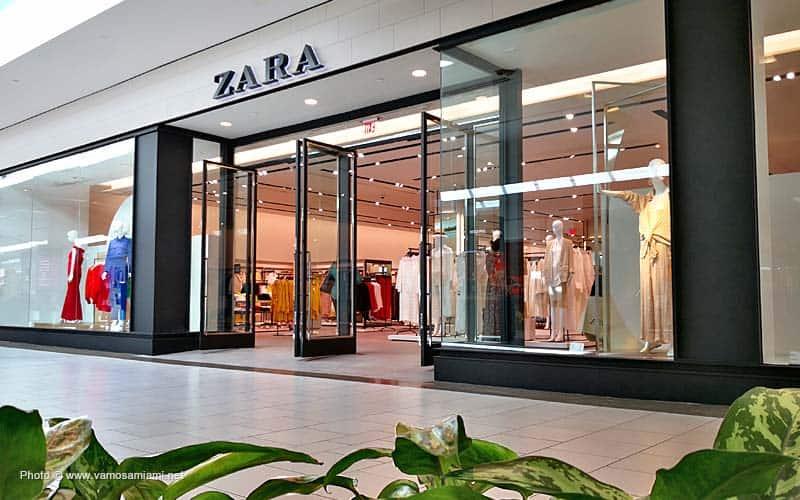 Zara Dadeland Mall
