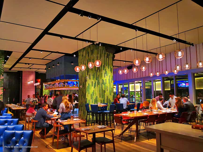 CVLTVRA Restaurant Miami