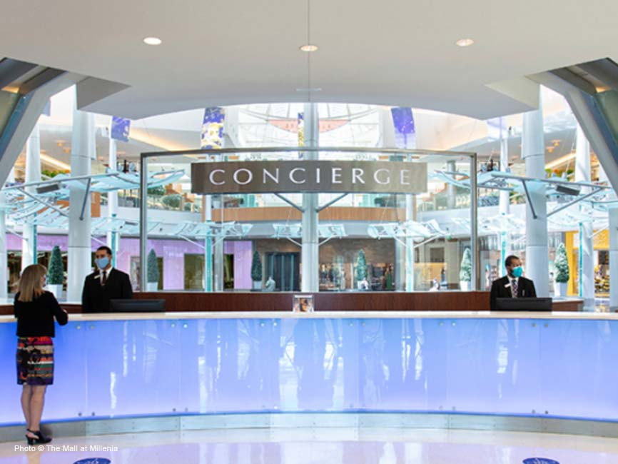 The Mall at Millenia Concierge
