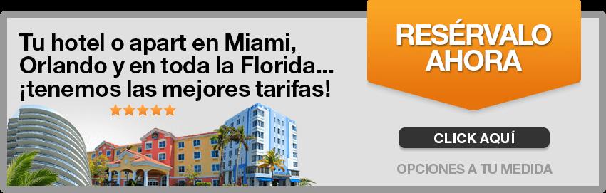 Donde alojarse en Miami