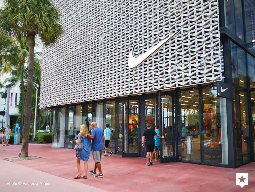 Nike Lincoln Road