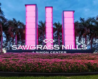 da191d81b Sawgrass Mills da comienzo a una renovación multimillonaria y deslumbrante