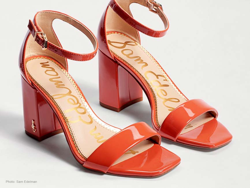 Sam Edelman | Daniella Block Heel Sandal