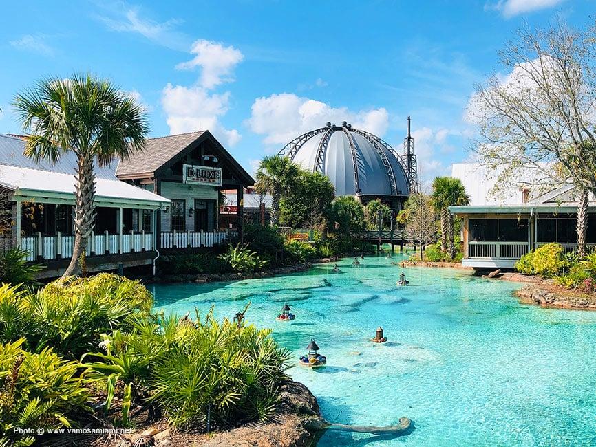 Disney Springs 2020