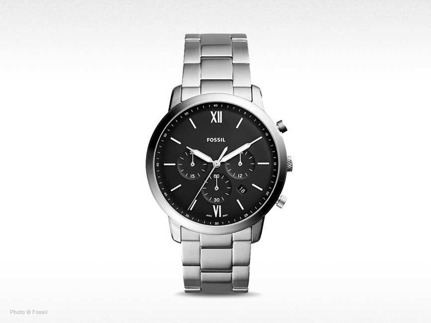 Neutra Chronograph Stainless Steel