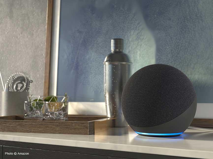 Echo - Amazon 4-star