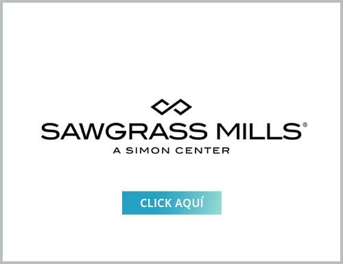 Sawgrass Mills- Cuponeras de Descuentos - Vamos a Miami