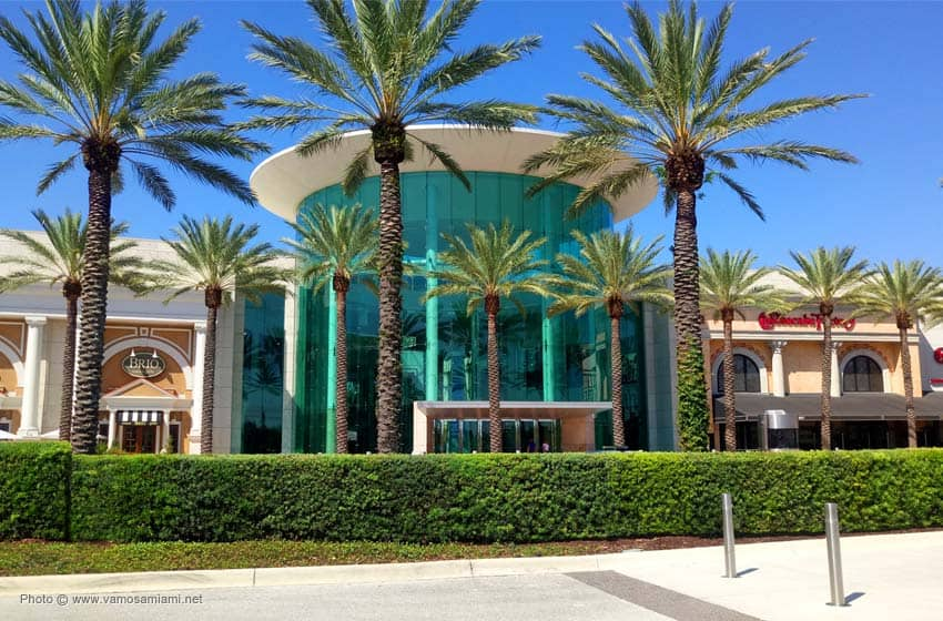 Orlando - The Mall at Millenia