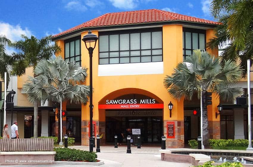 Miami - Sawgrass Mills