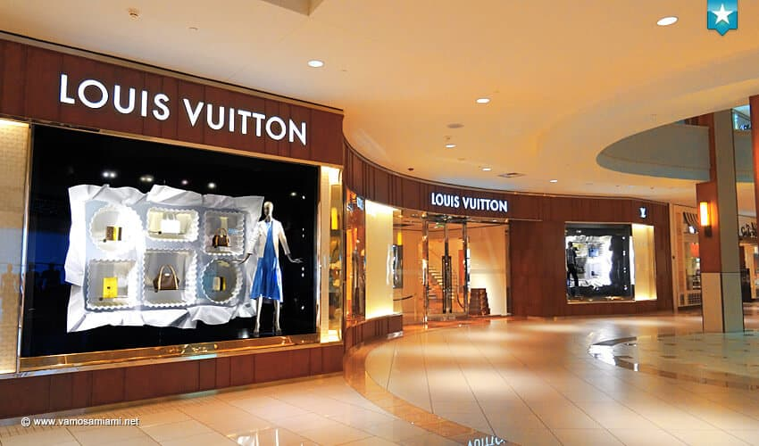ad5f57735 Louis Vuitton Aventura Mall