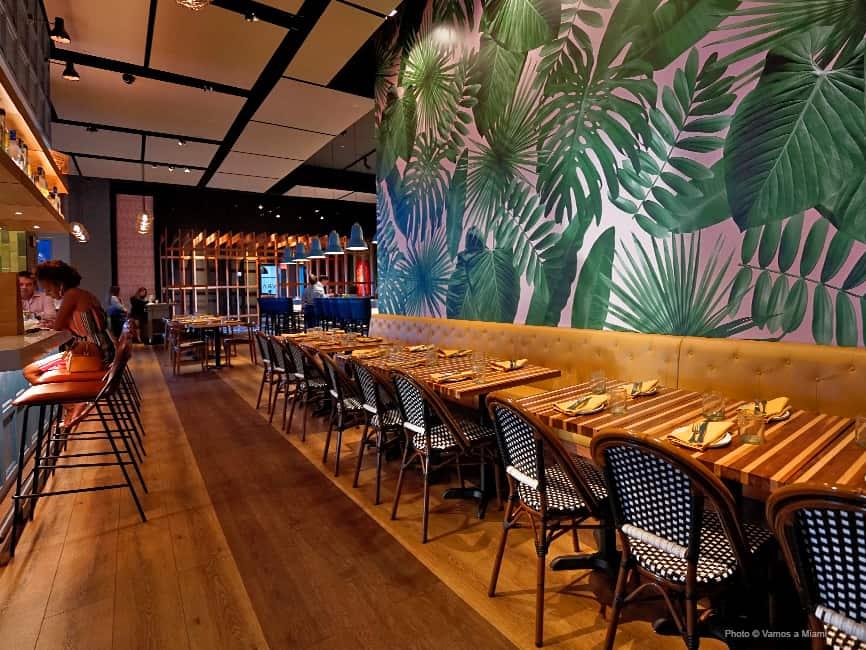 Cvltvra Miami Restaurant