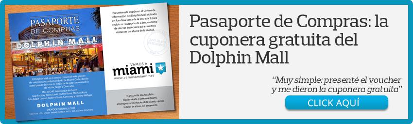 80aaaafc4 Dolphin Mall Pasaporte de Compras