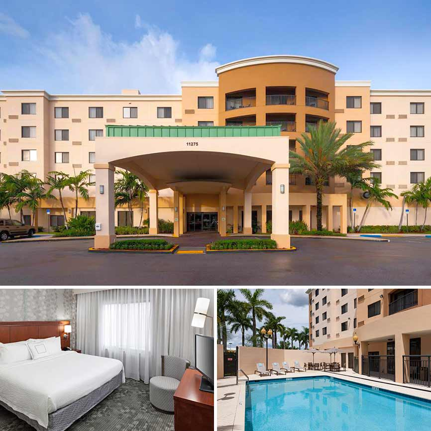 Courtyard by Marriott Miami at Dolphin Mall