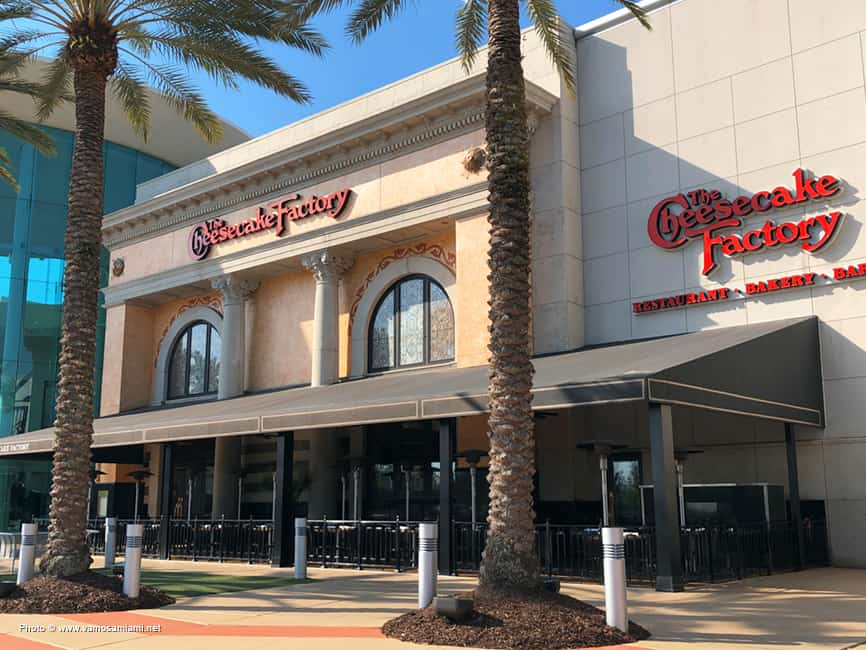 The Cheesecake Factory Millenia