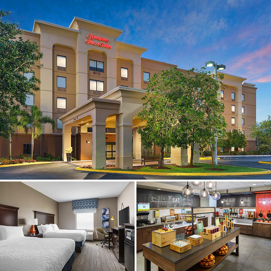 Hoteles cercanos a Sawgrass - Hampton Inn