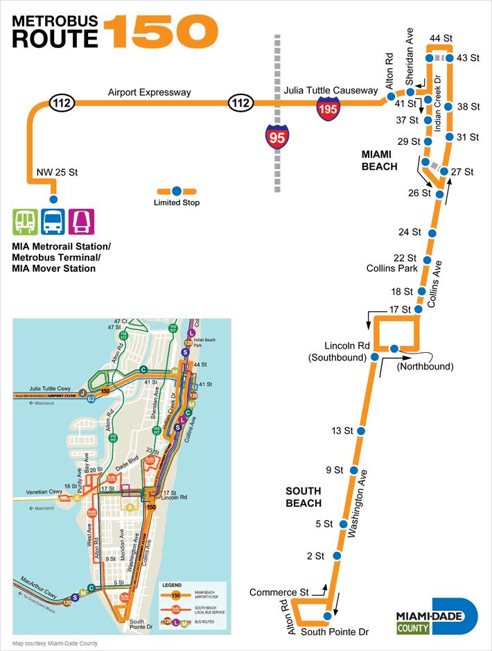 Miami Beach Airport Flyer