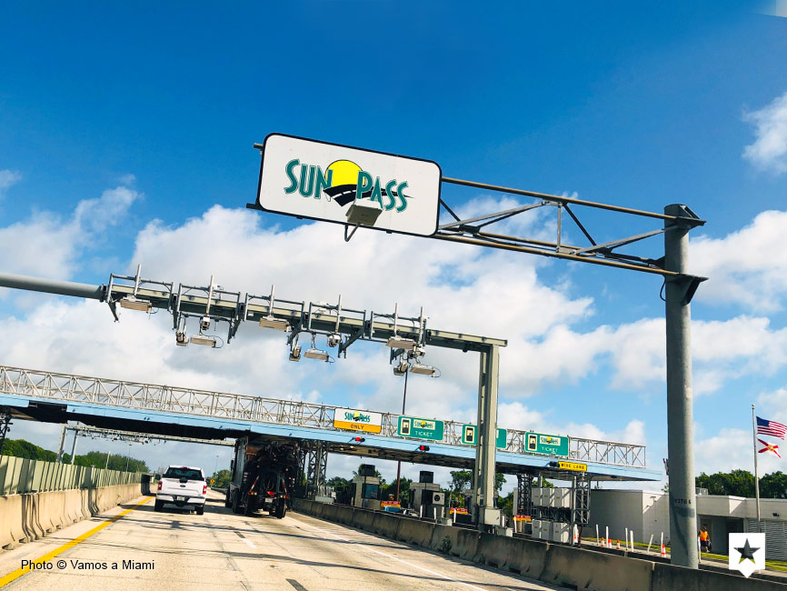 Peajes en Florida