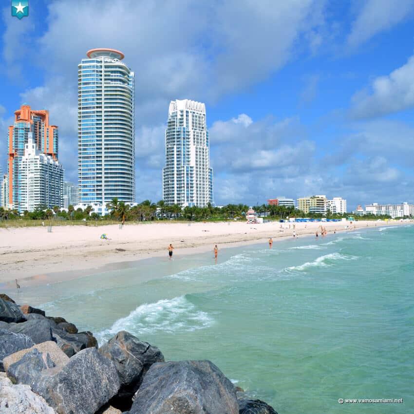 Las  Mejores Playas De Miami Beach