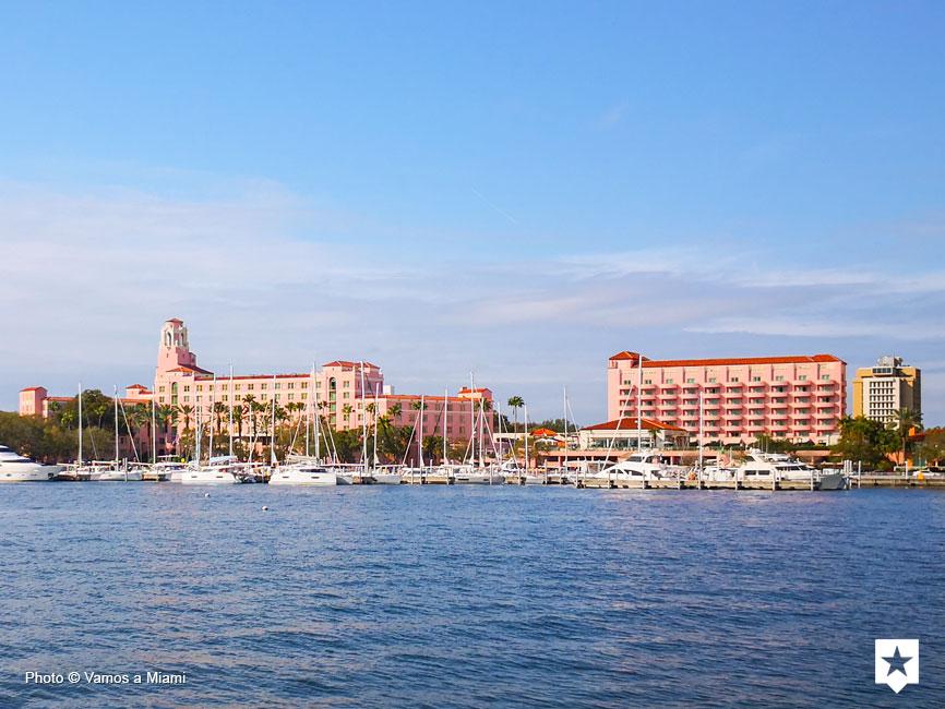Vista del Hotel Vinoy