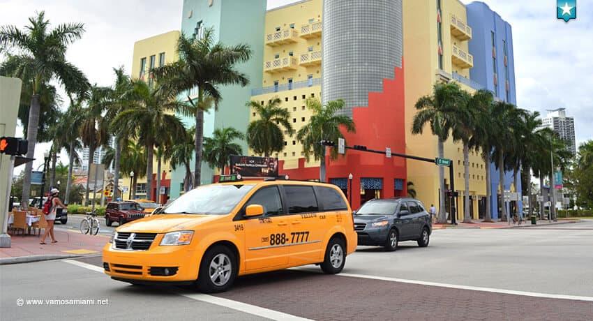 Tarifas de taxi en Miami