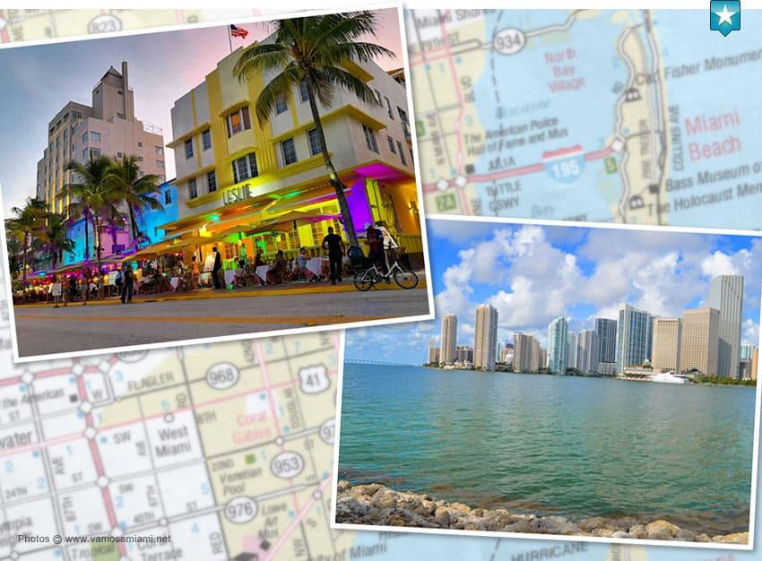 Dónde alojarse en Miami
