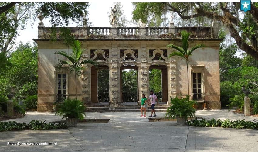 Vamos a Miami | Museo Vizcaya